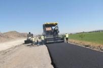 KARAKUYU - İncesu Belediyesi Sıcak Asfalt Çalışmalarına Devam Ediyor
