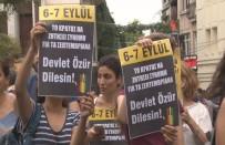 İSTİKLAL CADDESİ - İstanbul'da 6-7 Eylül Olayları Protesto Edildi