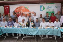 ENGİN ÖZTÜRK - İzmit 2. Tarımsal Ürünler Festivali Başlıyor