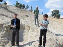 ŞEYHLER - Köydeki Kum Sahası İşletilmeyi Bekliyor