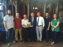 TRABZON VALİSİ - KTÜ Maden Derneği Vali Yavuz'a Sahip Çıktı