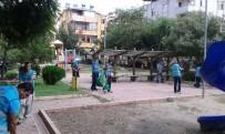 DENETİMLİ SERBESTLİK - Park Ve Bahçe Temizliği Hükümlülere Emanet