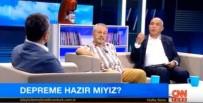 KADIR TOPBAŞ - Prof. Dr. Ilıcalı, Olası Bir Depreme Karşı Projelerin Dayanıklılığını Değerlendirdi