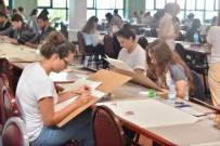 YETENEK SıNAVı - SAÜ'de Özel Yetenek Sınavına Yoğun İlgi