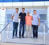ANADOLU EFES - Tredaş Spor'dan Galatasaray'a Transfer