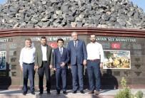 NEVŞEHİR BELEDİYESİ - Vali Aktaş Ve Milletvekili Açıkgöz 15 Temmuz Vatan Şehitleri Anıtını Gezdi
