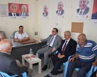 SAADET PARTİSİ - Vali Çataklı'dan, Saadet Partisi Ve AK Parti'ye Ziyaret