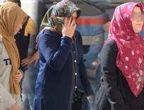 HUKUK FAKÜLTESİ ÖĞRENCİSİ - Yakalanan FETÖ ablası bakın kimin eşi çıktı