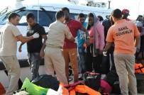 SIERRA LEONE - 25 Kişilik Botta 65 Kaçak Göçmen Yakalandı