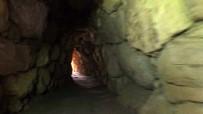 ARKEOLOJİK KAZI - 3 bin 300 yıllık gizli geçit bulundu