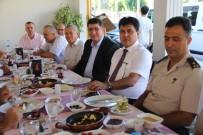 FIRINCILAR - AESOB Başkanı Dere'den Başkan Gül'e Ziyaret