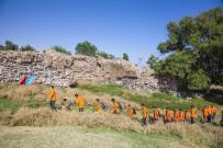 EĞİTİM DERNEĞİ - Ahlat'ta Açılan İzcilik Kursu Devam Ediyor