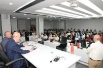 AHMET ÖZEN - Başkan'dan Başarılı Personellere Teşekkür