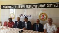 SELAHATTIN GÜRKAN - Battalgazi Belediye Başkanı Selahattin Gürkan Açıklaması 'Basını Önemsiyoruz'