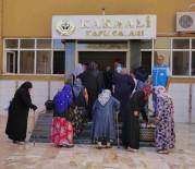 KARAALI - Bayram Öncesi Bakıma Muhtaç Kadınlara Kaplıca Sürprizi