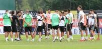 OLCAY ŞAHAN - Beşiktaş, Karabükspor Maçının Hazırlıklarını Sürdürdü