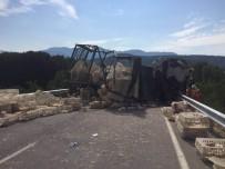 Bolu'da Trafik Kazası Açıklaması 2 Ölü, 1 Yaralı