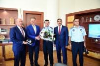 EĞİTİM DÜZEYİ - Çakır Açıklaması 'Büyükşehir Zabıtası, Başarılı Bir Görev Yürütüyor'