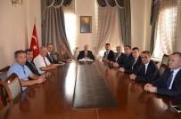 METIN KUBILAY - ÇTSO Sosyal Bilimler Lisesi Yapım Protokolü İmzalandı