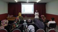 CAHIT ZARIFOĞLU - Esenler'de 'Çarşamba Seminerleri'nin Konuğu Çocuk Geliştirme Ve Eğitim Uzmanı İklim Aslan'dı
