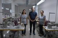 HAZIR GİYİM - Fatsa'da 'Mesleki Eğitim Ve Girişimcilik' Projesi