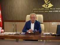 KIBRIS BARIŞ HAREKATI - Genel Müdür Coşkun, Manisa'nın Kurtuluşunu Kutladı