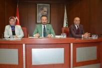 EKOLOJİK PAZAR - İzmit'te Eylül Ayı Meclis Toplantısı Yapıldı