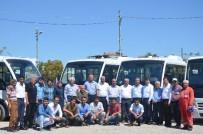SU ARITMA TESİSİ - Kahta Belediyesi Satın Alınan Araçları Halka Tanıttı