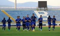 YEDEK KALECİ - Karabükspor, Beşiktaş Hazırlıklarını Sürdürüyor