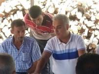YEŞILTEPE - MHP'den Şehit Ailelerine Ziyaret