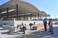 SEMT PAZARI - Nazilli Belediyesi, Turan Mahallesine Pazaryeri Kazandırıyor