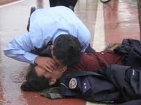 YARBAŞı - O komiser de FETÖ'den tutuklandı!