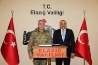 MURAT ZORLUOĞLU - Orgeneral Savaş'tan Vali Zorluoğlu'na Ziyaret