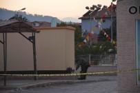 FÜNYE - Ortaca'da Şüpheli Valiz Fünye İle Patlatıldı