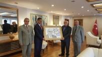 BABA OCAĞI - Pazaryeri Belediye Başkanı Yalçın'dan Bakan Nabi Avcı'ya Ziyaret