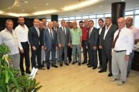 DİŞ HEKİMLERİ - Rektör Bilgiç'e 'Hayırlı Olsun' Ziyaretleri