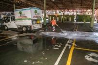 MUSTAFA BAYıNDıR - Şehitkamil'de Kurban Kesim Yerleri Dezenfekte Ediliyor