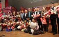 ŞEHİR TİYATROSU - Toroslar Belediyesi Şehir Tiyatrosu'na 3 Ödül