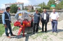 ORMAN İŞLETME MÜDÜRÜ - Tosya Orman İşletme Müdürlüğü Köylere Yangın Tankeri Veriyor
