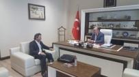 KAYHAN - TÜMSİAD Trabzon Şube Başkanı Atmaca'dan Hayvancılık Genel Müdürü Kayhan'a Ziyaret