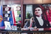 TÜRK HAVA KURUMU - Türk Hava Kurumu (THK) Kurban Derisi Bağışlarını Bekliyor