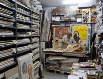 CÜNEYT ARKIN - Türk sinemasının geçmişi Lübnanlı koleksiyoncunun arşivinde