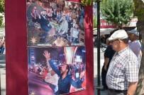 MEHMET NACAR - Uşak'ta 15 Temmuz Milli Direniş Sergisi Açıldı