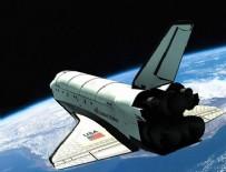 SOYUZ - UUİ'deki üç astronot Dünya'ya döndü