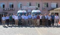 MUSTAFA KUTLU - Adıyaman'a 2 Adet Tam Donanımlı Ambulans