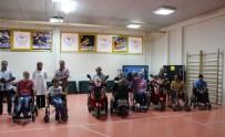 BEDENSEL ENGELLILER - Ağır Derece Engelli Bireylerin Oynayabildiği Boccia Sporu Tanıtıldı