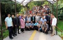 HAMDOLSUN - AK Parti Kütahya Merkez İlçe Başkanlığı, Merkeze Bağlı Köylerin Muhtarlarıyla İstişare Toplantısı Düzenledi