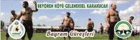 ÖMER ÖZCAN - Akçakoca'da Bayramda Güreşçiler Er Meydanına Çıkacak