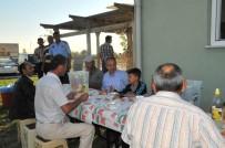 AKŞEHİR BELEDİYESİ - Akşehir Belediyesi'nden Hayvan Pazarında Ücretsiz Çorba Ve Çay İkramı