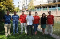ALİ NASUH MAHRUKİ - AKUT Başkanı Ali Nasuh Mahruki'den Eskişehir Ziyareti